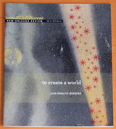 To Create a World, chapbook